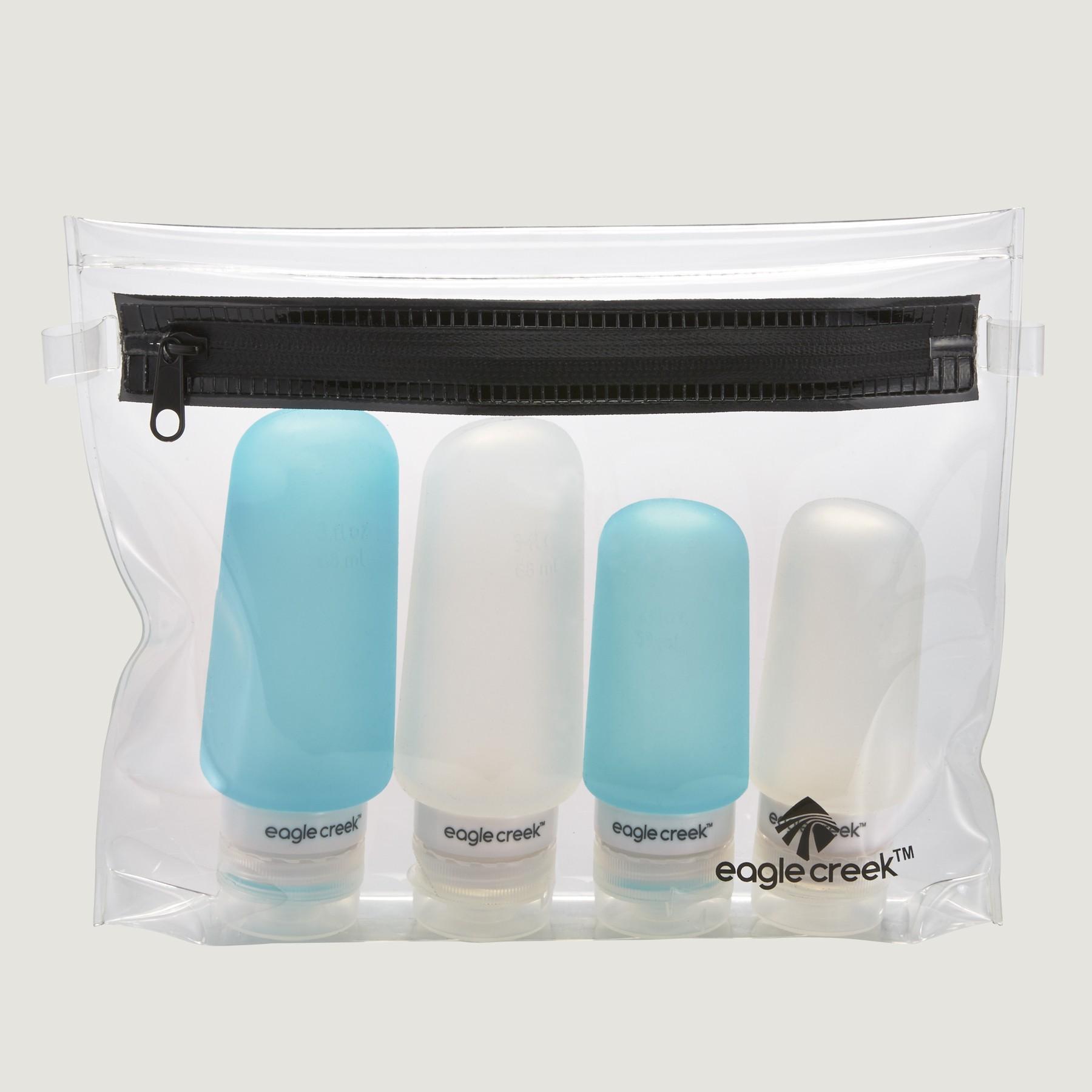 Silicone Bottle Set